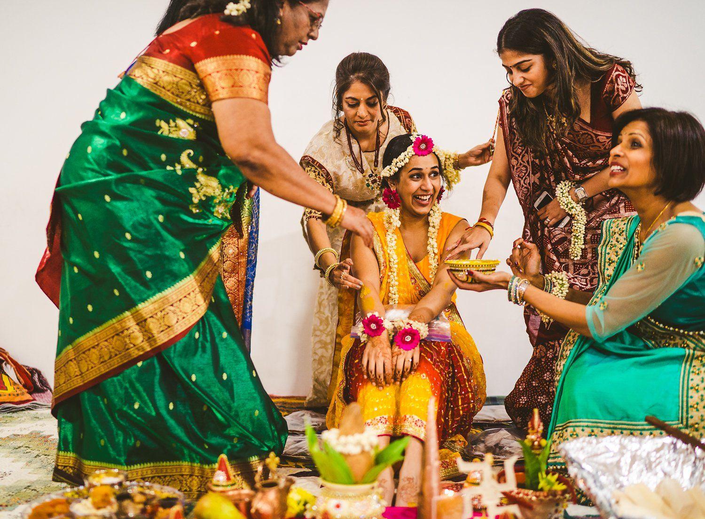 HINDU WEDDING VIDHI CEREMONY
